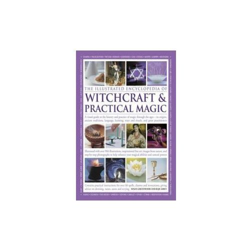 Illustrated Encyclopedia of Witchcraft & Practical Magic (9781780194301)