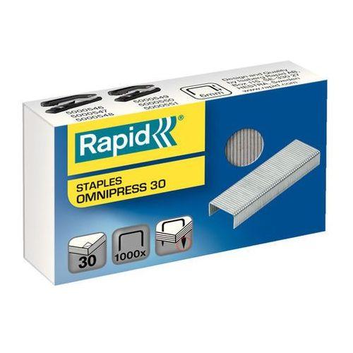 Zszywki omnipress 30 (1000 szt.) marki Rapid
