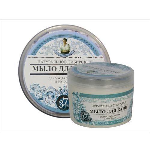 Mydło do ciała i włosów babuszka agafia 500ml białe - 4744183014213 marki Eurobio lab
