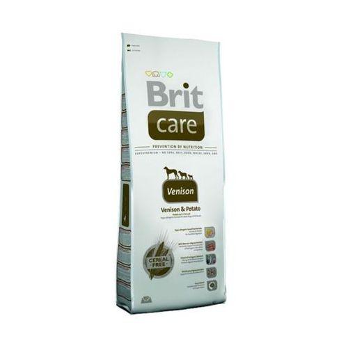 BRIT Care Venison 3kg (karma dla psa)