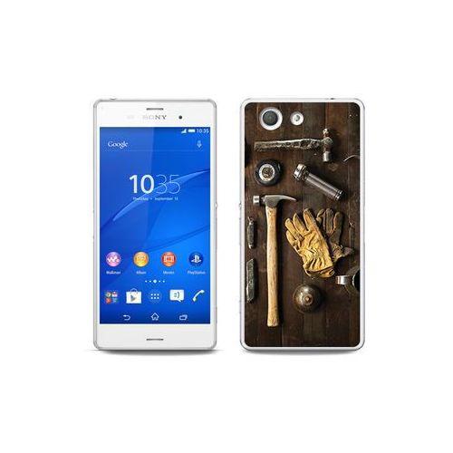 Foto Case - Sony Xperia Z3 Compact - etui na telefon Foto Case - narzędzia