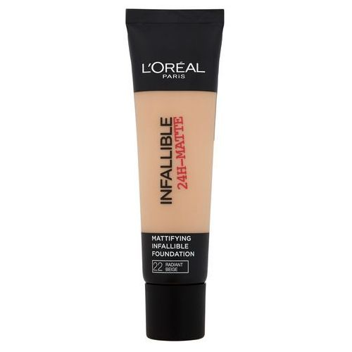 - infallible podkład 22 radiant beige marki L'oréal paris