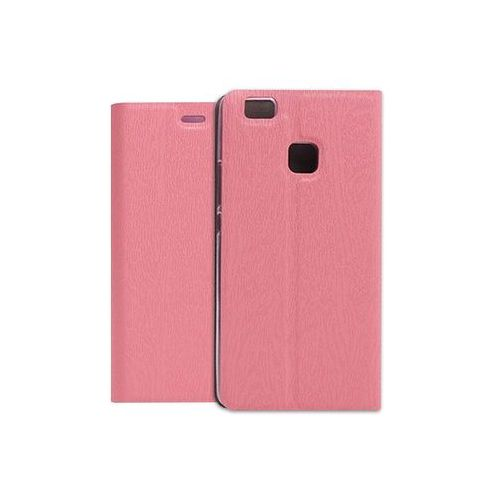 Huawei P9 Lite - pokrowiec na telefon - różowy, kolor różowy