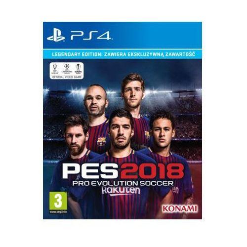 OKAZJA - Pro Evolution Soccer 2018 (PS4)