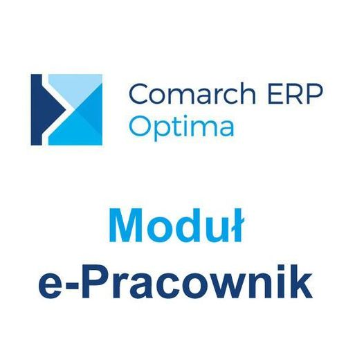 Comarch ERP Optima Moduł e-Pracownik - pakiet startowy (2097970038636)