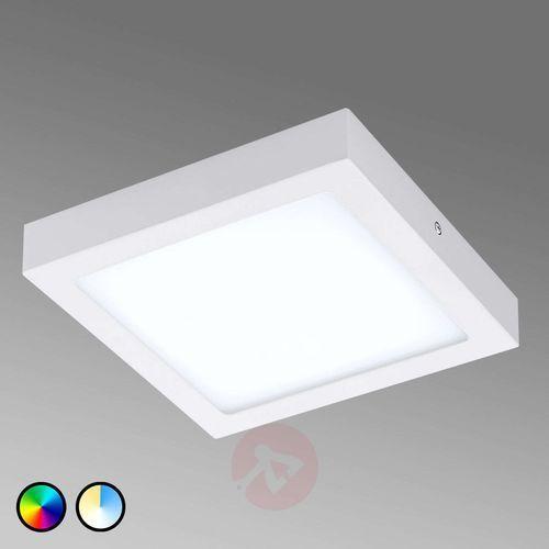 Eglo 96672 - LED Plafon FUEVA-C LED/15,6W/230V biały kanciasty