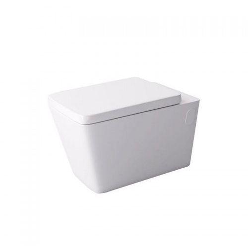 Massi Tringo miska WC wisząca z deską wolnoopadającą biała MSM-3073DU, MSM-3073DU