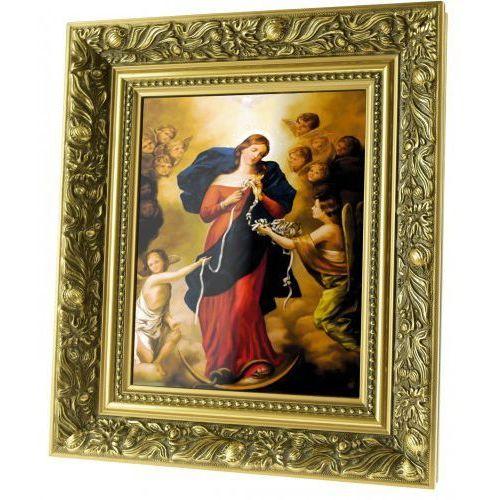 Obraz ceramiczny Matka Boża Rozwiązująca Węzły, ACH556