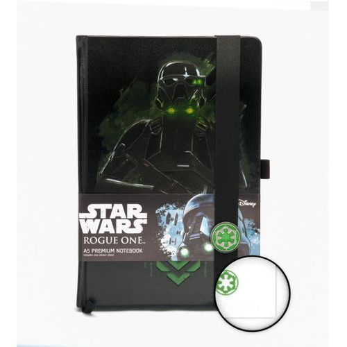Star Wars Łotr 1 (Death Trooper) - notes A5, kup u jednego z partnerów
