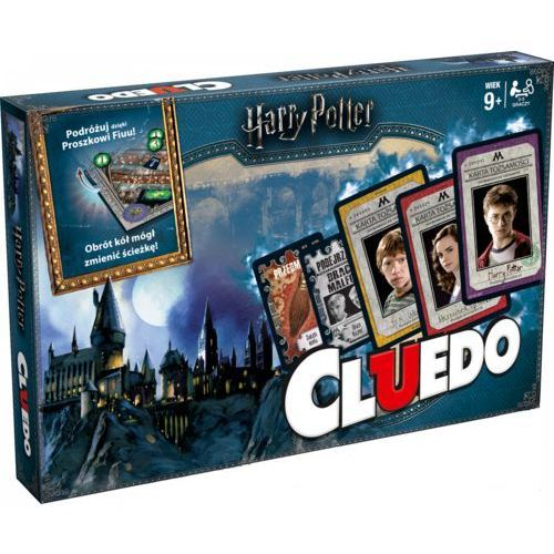 Winning moves Cluedo harry potter (5036905001281)