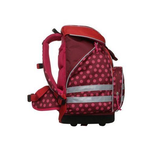 Lässig Lńssig 4kids plecak - dottie red (4042183335759)