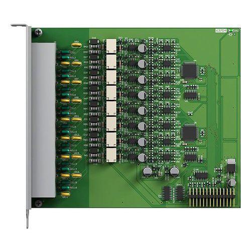 Libra-loc8 centrala telefoniczna libra karta 8 wyposażeń wewnętrznych analogowych marki Platan sp. z o.o. sp. k.