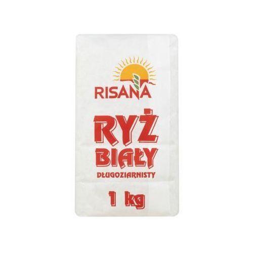 Ryż biały długoziarnisty Risana 1 kg