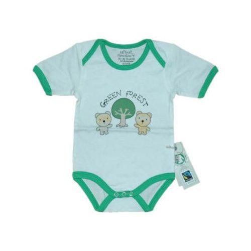Ebi & ebi fairtrade body dziecięce kiwi