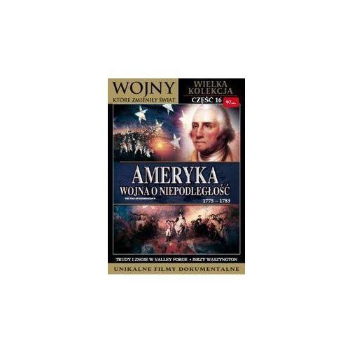 Ameryka - Wojna o niepodległość 1775 - 1783 (DVD) - Imperial CinePix - produkt z kategorii- Filmy dokumentalne