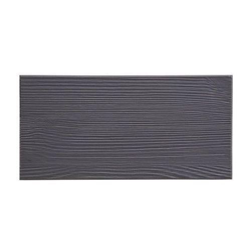 Woood próbka drewna sosnowego szczotkowanego stalowy szary 10x25 - woood 359952-gbs