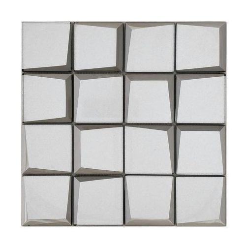 Mozaika SQUARE SILVER 29.8 x 29.8 IRYDA (5902767921428)