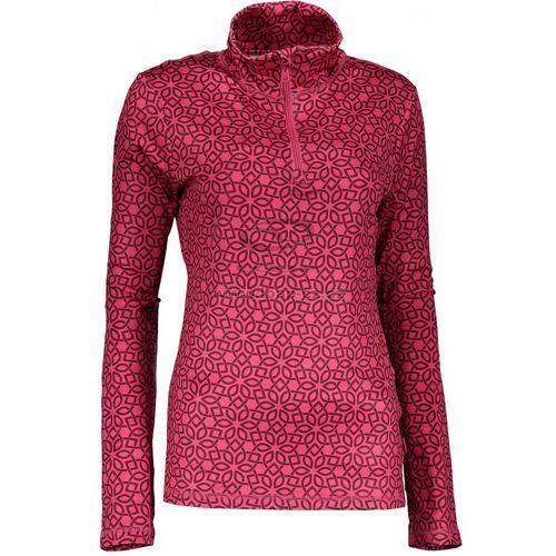 koszulka termoaktywna damska midi różowy s marki Loap