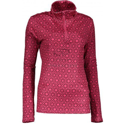Loap koszulka termoaktywna damska midi różowy s
