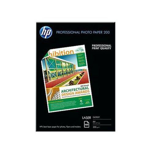 Papier fotograficzny professional laser a4/200g błysk marki Hp