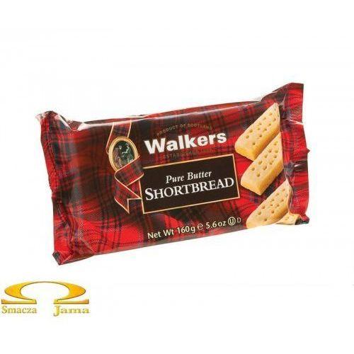 Walkers Ciasteczka maślane pure butter shortbread fingers 160g