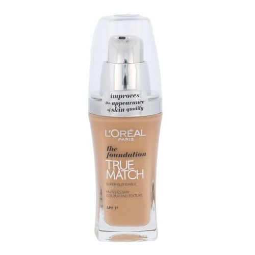 L´Oreal Paris True Match Super Blendable Foundation SPF17 30ml W Podkład N7 Amber