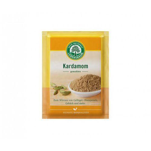 Kardamon mielony bio 10 g - lebensbaum od producenta Lebensbaum (przyprawy, herbaty, kawy)