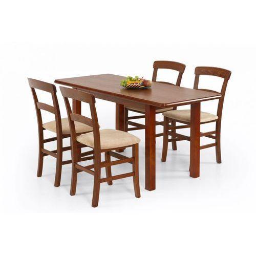 DINNER 120/158 stół czereśnia antyczna