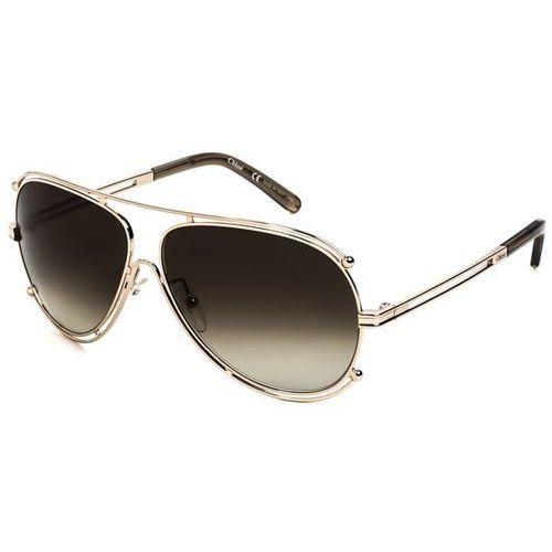Okulary słoneczne ce 121s isidora 743 marki Chloe