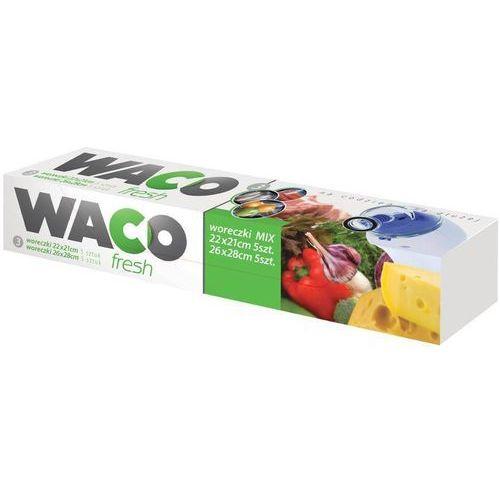 Woreczki próżniowe fresh mix marki Waco