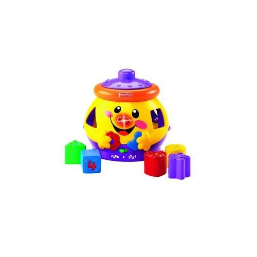 Fisher price Sorter interaktywny garnuszek 5o30bv
