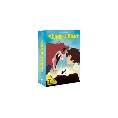 Der Junge und das Biest, 2 Blu-rays (Limited Collector's Edition)
