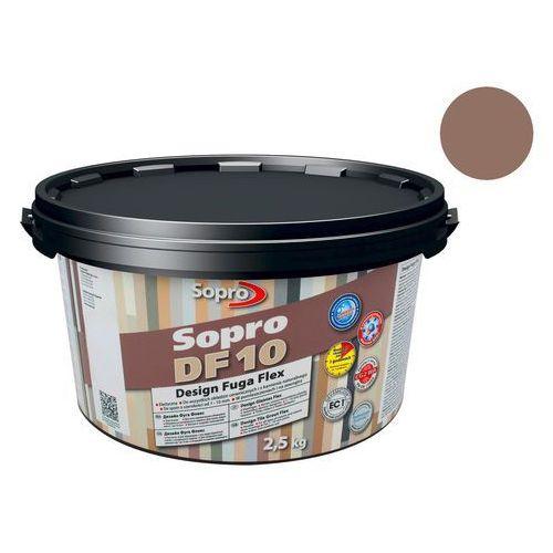 Fuga szeroka Sopro Flex DF10 Design 18 piasek szary 2 5 kg, 1055/2,5
