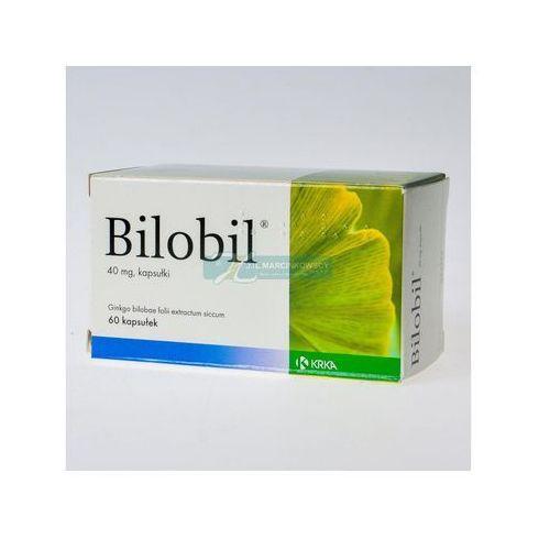 Bilobil x 60 kaps. (lek pozostałe leki ziołowe)