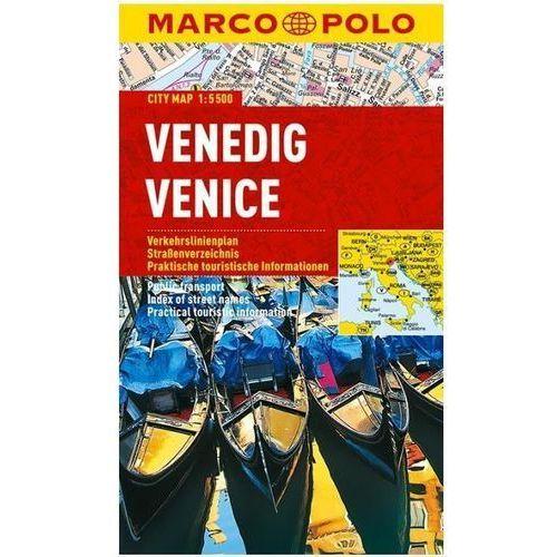 Venedig / Venice. City Map 1:15 000 (9783829730877)