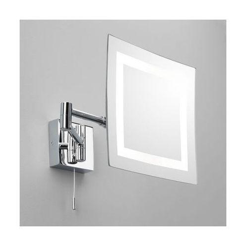 Astro lighting Lusterko z oświetleniem torino square vanity mirror żarówka led gratis!, 0355