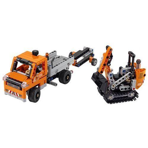 LEGO Technic, Ekipa robót drogowych, 42060 - BEZPŁATNY ODBIÓR: WROCŁAW!