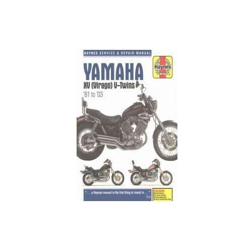 Yamaha XV Virago Service and Repair Manual