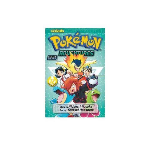 Pokemon Adventures (Gold and Silver), Vol. 11, Kusaka, Hidenori