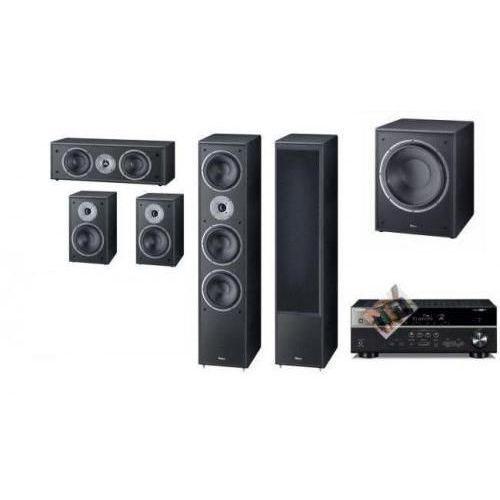 Yamaha  rx-v481d + magnat supreme 1002 + sub202a - zobacz nasze 5 tys zestawów