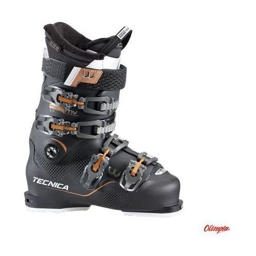 Buty narciarskie mach1 95 w mv black/orange 2017/2018 marki Tecnica