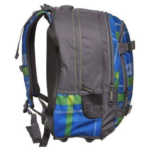 plecak szkolny SELBY kolor: woody blue (4047443284433)