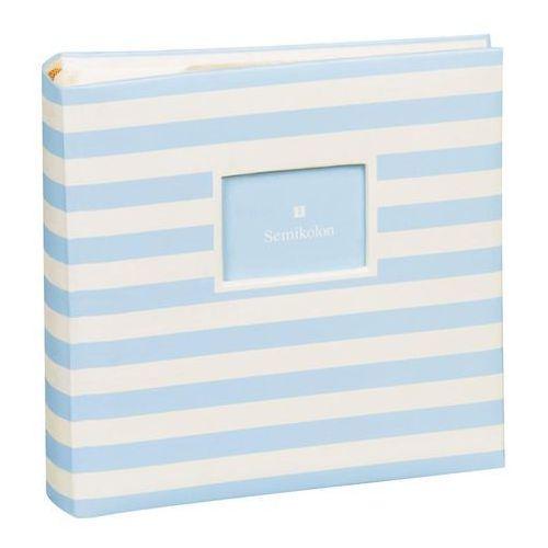 Album na zdjęcia vichy pockets 200 niebieski marki Semikolon