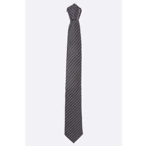 - krawat marki Trussardi jeans