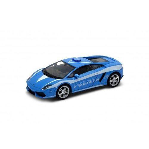 Welly Lamborghini gallardo lp5 60-4, polizia 1/34 (5902002053167)