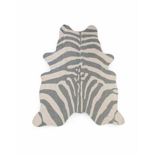 CHILDHOME - Dywan Zebra 145x160 grey (5420007156381)