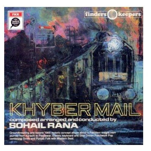 Cherry red Sohail rana - khyber mail (5060099502910)