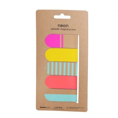 Komplet Zakładek Magnetycznych Neon - sprawdź w wybranym sklepie