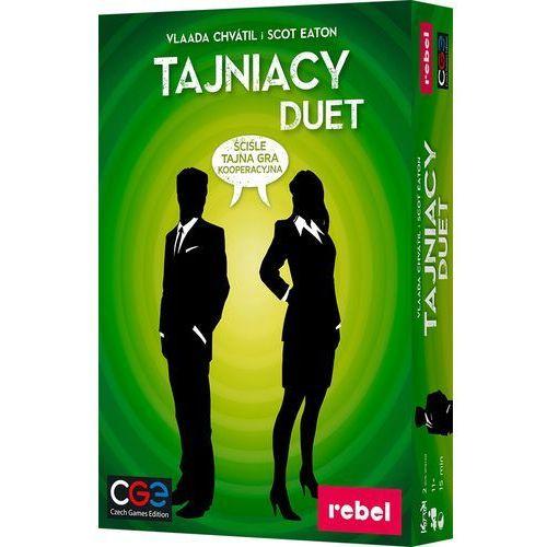 Tajniacy: duet - darmowa dostawa kiosk ruchu marki Rebel