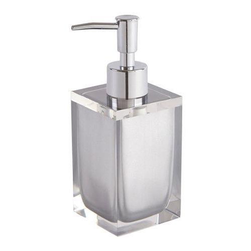 Dozownik do mydła Capraia srebrny, B1185A/SL